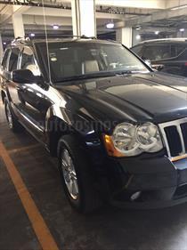 Foto venta Auto usado Jeep Grand Cherokee Limited 4x2 4.7L V8 (2009) color Negro precio $285,000
