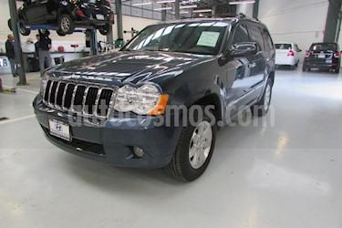 Foto venta Auto Usado Jeep Grand Cherokee Limited 4X2 4.7L V8 (2010) color Azul precio $175,000