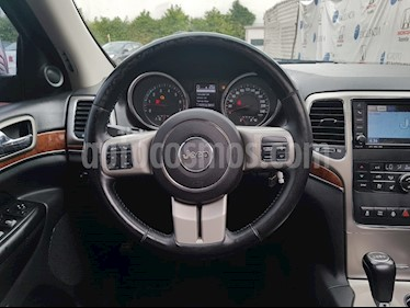 Foto venta Auto Usado Jeep Grand Cherokee Limited 4X4 4.7L V8 (2011) color Rojo precio $280,000