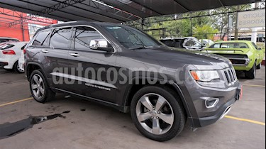 Foto venta Auto Seminuevo Jeep Grand Cherokee Limited 4X4 5.2L V8 (2017) color Gris Oxford precio $385,000