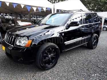 Jeep Grand Cherokee Limited Auto. 4x4 usado (2008) color Negro precio $46.000.000