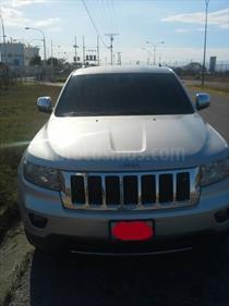 Foto venta carro Usado Jeep Grand Cherokee Limited Auto. 4x4 (2013) color Gris Plata  precio BoF16.000