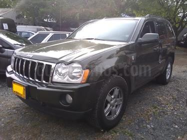 Jeep Grand Cherokee Limited Auto. 4x4 usado (2007) color Verde precio $45.000.000