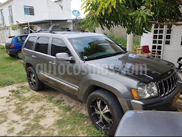 Jeep Grand Cherokee Limited Auto. 4x4 usado (2007) color Gris precio $35.800.000
