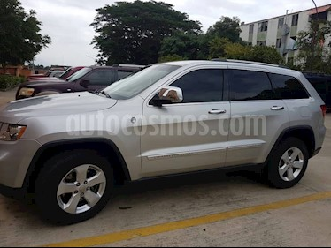 Jeep Grand Cherokee Limited Auto. 4x4 usado (2012) color Plata precio u$s11.500