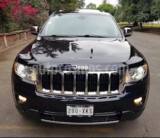 Foto venta Auto Usado Jeep Grand Cherokee Limited Lujo 3.6L 4x2 (2011) color Azul precio $165,900