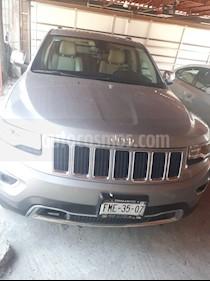 Foto venta Auto usado Jeep Grand Cherokee Limited Lujo 3.6L 4x2 (2015) color Gris precio $450,000