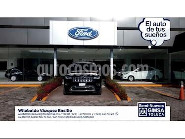 Foto venta Auto Usado Jeep Grand Cherokee Limited Lujo 3.6L 4x2 (2016) color Negro precio $469,000