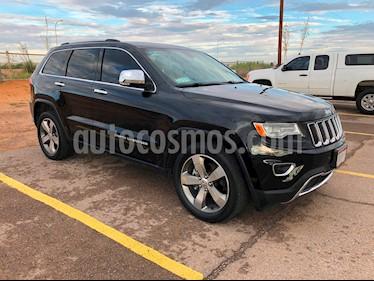 Foto venta Auto Seminuevo Jeep Grand Cherokee Limited Lujo 3.6L 4x2 (2015) color Negro precio $460,000