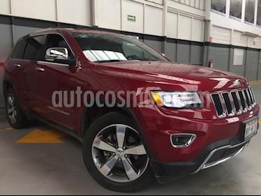 Foto venta Auto Seminuevo Jeep Grand Cherokee Limited Lujo 3.6L 4x2 (2015) color Rojo precio $450,000