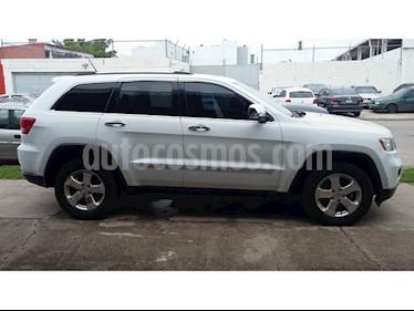 Foto venta Auto Usado Jeep Grand Cherokee Limited Lujo 5.7L 4x2 (2013) color Blanco precio $295,000