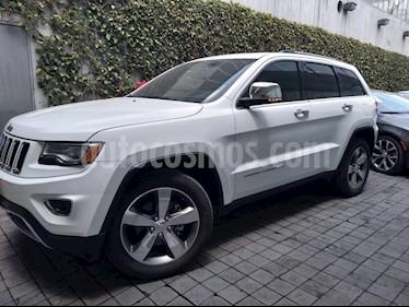 Foto venta Auto Seminuevo Jeep Grand Cherokee Limited Lujo 5.7L 4x2 (2015) color Blanco precio $475,000