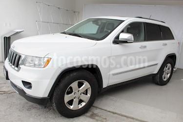 Foto venta Auto Seminuevo Jeep Grand Cherokee Limited Navegacion 4x2 3.6L V6 (2013) color Blanco precio $348,000