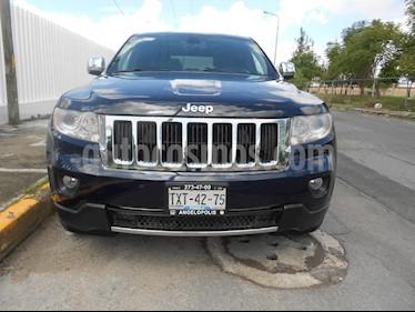 Foto venta Auto Seminuevo Jeep Grand Cherokee Limited Navegacion 4x2 3.6L V6 (2013) color Azul precio $315,000