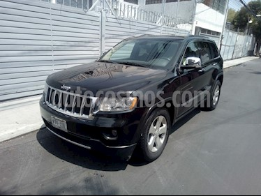 Foto venta Auto usado Jeep Grand Cherokee Limited Premium 4x2 5.7L V8 Navegacion (2011) color Negro precio $270,000