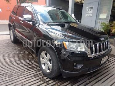 Foto venta Auto usado Jeep Grand Cherokee Limited Premium 4x2 5.7L V8 Navegacion (2011) color Negro precio $280,000