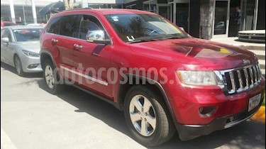 Foto venta Auto Seminuevo Jeep Grand Cherokee Limited Premium 4x2 5.7L V8 (2011) color Rojo Infierno