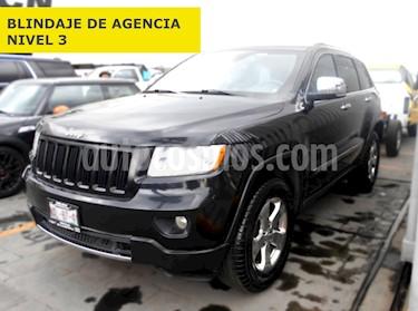 Foto venta Auto usado Jeep Grand Cherokee Limited Premium 4x4 5.7L V8 Blindada (2011) color Negro precio $297,000