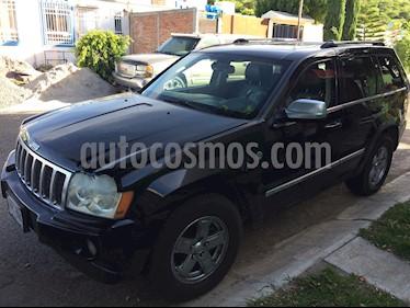 Foto venta Auto Usado Jeep Grand Cherokee Limited Premium 4X4 5.7L V8 (2006) color Negro precio $85,000