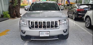 Foto venta Auto Usado Jeep Grand Cherokee Limited Premium 4x4 5.7L V8 (2013) color Plata precio $345,000