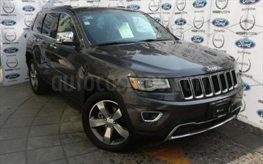 Foto Jeep Grand Cherokee Overland Summit 4x4 V8/5.7 Aut