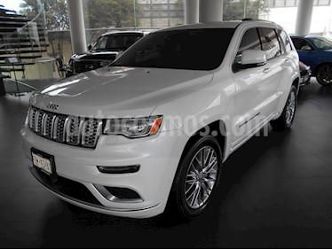 Foto venta Auto Seminuevo Jeep Grand Cherokee Summit Elite Platinum 5.7L 4x4 (2017) color Blanco precio $789,000