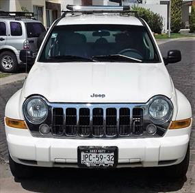 foto Jeep Liberty Limited 4X2