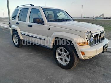 Foto venta Auto usado Jeep Liberty Limited 4X2 (2006) color Blanco Candy precio $107,000