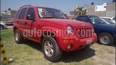 Foto venta Auto Seminuevo Jeep Liberty Limited 4X2 (2003) color Rojo precio $80,000