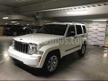 Foto venta Auto Seminuevo Jeep Liberty Limited 4x2 (2011) color Blanco precio $169,000