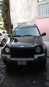 Foto venta Auto Seminuevo Jeep Liberty Sport 4x2 (2006) color Negro precio $81,000