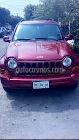 Foto venta Auto Seminuevo Jeep Liberty Sport 4X2 (2006) color Rojo precio $85,000