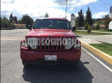 Foto venta Auto Seminuevo Jeep Liberty Sport 4x4 (2008) color Rojo precio $125,000