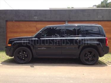 Jeep Patriot 2.4L Limited  usado (2011) color Negro precio u$s13,500