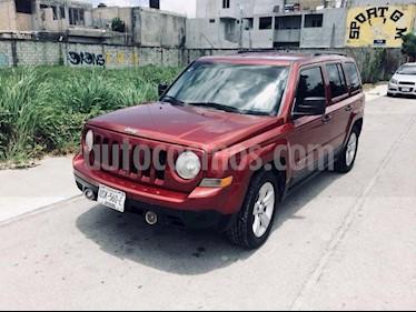 Foto venta Auto usado Jeep Patriot 4x2 Base CVT (2011) color Rojo precio $139,000