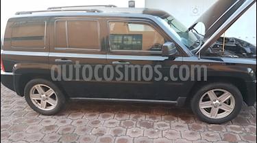 Foto venta Auto usado Jeep Patriot 4x2 Base CVT (2007) color Negro precio $110,000