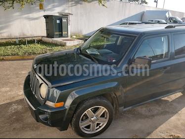 Foto venta Auto Seminuevo Jeep Patriot 4x2 Base CVT (2008) color Azul Metalizado precio $115,000