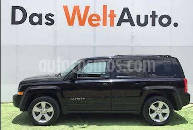 Foto venta Auto Seminuevo Jeep Patriot 4x2 Latitude Aut  (2016) color Negro precio $275,000