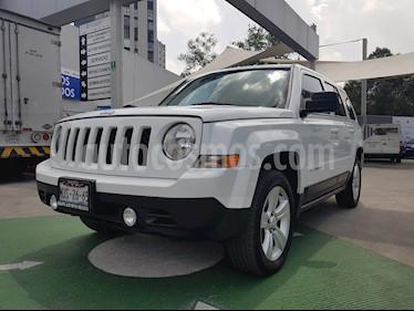 Foto venta Auto Usado Jeep Patriot 4x2 Latitude Aut  (2015) color Blanco precio $225,000