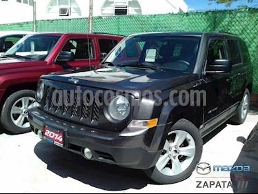 Foto venta Auto Seminuevo Jeep Patriot 4x2 Latitude Aut  (2014) color Gris Mineral precio $198,000