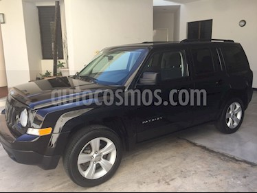 Foto venta Auto usado Jeep Patriot 4x2 Latitude Aut  (2015) color Negro precio $202,000