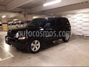 Foto venta Auto Seminuevo Jeep Patriot 4x2 Latitude Aut  (2014) color Negro precio $190,000