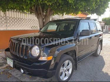 Foto venta Auto usado Jeep Patriot 4x2 Latitude Aut  (2014) color Negro precio $175,000