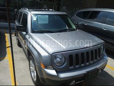 Foto venta Auto Usado Jeep Patriot 4x2 Limited CVT Nav (2015) color Plata precio $250,000