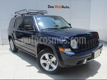 Foto venta Auto Usado Jeep Patriot 4x2 Limited CVT Nav (2014) color Azul Real precio $225,000