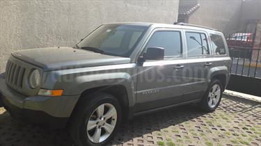 Foto venta Auto usado Jeep Patriot 4x2 Limited CVT  (2013) color Arena Metal precio $150,000