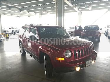 Foto venta Auto Usado Jeep Patriot 4x2 Limited CVT (2011) color Rojo precio $170,000