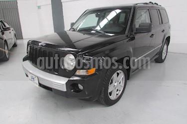 Foto venta Auto Seminuevo Jeep Patriot 4x2 Limited CVT (2010) color Negro precio $135,000