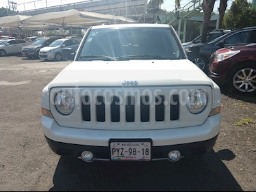 Foto venta Auto Seminuevo Jeep Patriot 4x2 Limited (2017) color Blanco precio $350,000