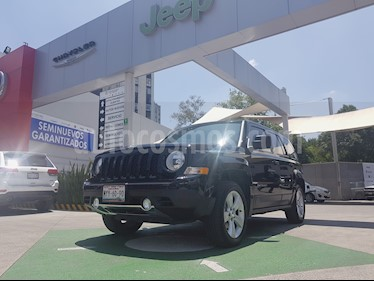 Foto venta Auto Seminuevo Jeep Patriot 4x2 Limited (2016) color Negro precio $285,000